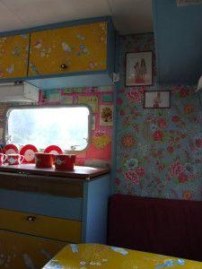 #Inspiratie #Glamping #Kamperen #Retro #Vintage #Caravan #Hobby #Zomer