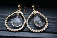 Earrings from Julie Sandlau