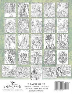 Enchanted-Magical-Forests-Coloring-Collection-Adult-Coloring-Book