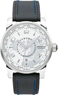 0f0035e2193 Montblanc presents Montblanc TimeWalker World-Time Hemispheres