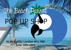 It's HAPPENING! Visit our #snazzy #popup from Friday June 10th @ 90 Piccadilly Rest Of The World, Popup, June, Friday, London, Shit Happens, Beach, The Beach, Beaches