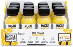On the MOJU online store you can ginger shots and vegetable based cold-pressed juices. Fast delivery of flu fighting ginger and turmeric shots.