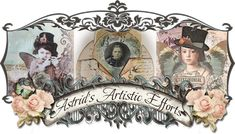 Astrid's Artistic Efforts: Friday Freebie Rhapsody in Blue Album Maker, Springtime In Paris, Rhapsody In Blue, Scrapbooking, Diy Scrapbook, Fall Projects, Diy Projects, Vintage Labels, Vintage Ephemera