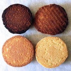 the secret to perfectly browned cookies {King Arthur Flour}  Best us - Half sheet pan with parchment http://www.kingarthurflour.com/blog/2013/07/10/the-secret-to-perfectly-browned-cookies/
