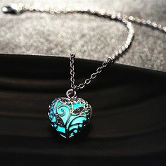GET $50 NOW   Join RoseGal: Get YOUR $50 NOW!http://www.rosegal.com/necklaces/sweet-luminous-heart-necklace-for-232837.html?seid=6833286rg232837