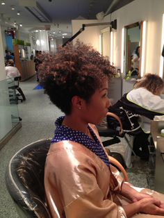 DevaChan - Deva Cut - Tapered Fro - Curlz And The City