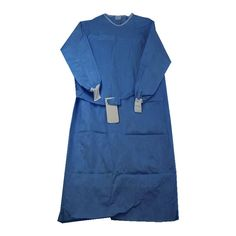 Surgical gown reinforced is a long loose piece of coats worn by surgeons during hospital surgery, ultra fabric used in the reinforced impermeable sleeves and chest area Piece Of Clothing, Different Fabrics, Dresses For Work, Gowns, Shirt Dress, Coat, Sleeves, Shirts, Fashion