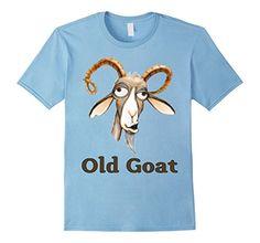 Funny Old Goat t-shirt - #goat  SpiceTree Designs http://www.amazon.com/dp/B016JZ2XAO/ref=cm_sw_r_pi_dp_FDtjwb1C5GX3E