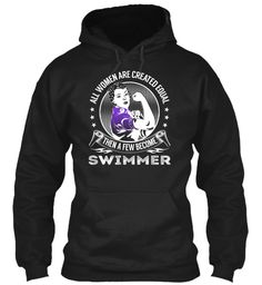 Swimmer - Become #Swimmer