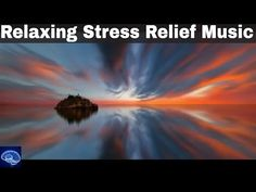 """Deep Relaxing Music : Stress Relief Meditation Music + Binaural Beats 