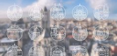 Travel #Europe Cities #Icons