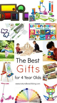 The Best Gifts for 4 year olds, Open ended toys, outdoor play, STEM, Great Gifts that will last, Toys for girls, toys for boys, Perfect Toys for Preschoolers, Toys for kids, gift ideas for kids, #toys #gifts #giftideas