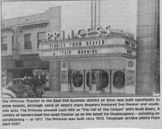 alton illinois historic | Madison County ILGenWeb - Theatre History