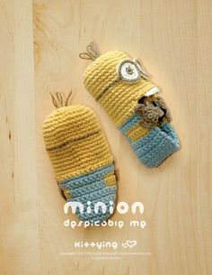 Minion Inspired Baby
