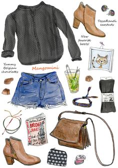 Hello November by Cindy Mangomini