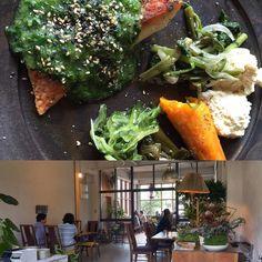 妙におしゃれなお店です  #okinawa #cafe