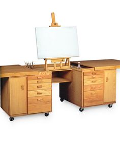 a magnificent painting taboret!
