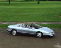 Buick Lucerne Convertible, 1991