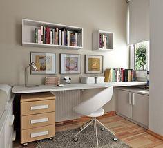 diseños de oficinas pequeñas3
