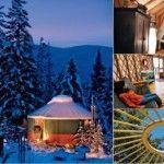 Love yurts!