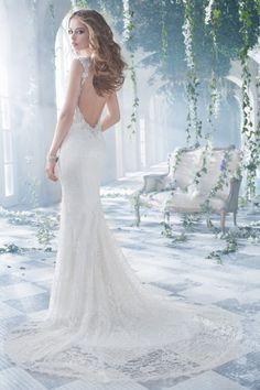 C'est la robe de mes rêves!!