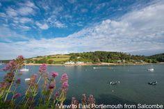 Flat 2, Salcombe - Devon #eastportlemouth