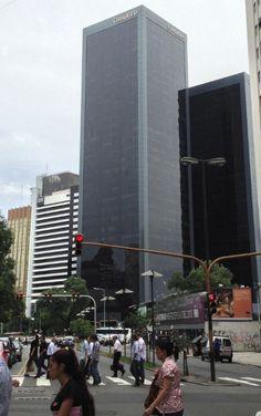 Torres Consultatio. Catalinas. Buenos Aires.