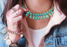 Nice necklace #accessorize