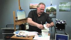 Paint-Along: How to Paint a Southwest Scene in Oils, Part 1