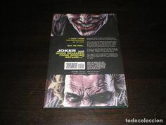 Joker - Brian Azzarello y Lee Bermejo en inglés