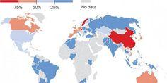 Negara Mana Saja yang Paling Tidak Beragama di Dunia? - Kompas.com