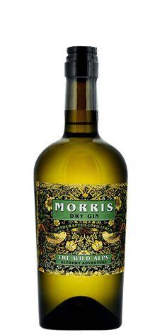 William Morris London Dry Gin Booze Drink, Wine Drinks, Gin Selection, Whisky, Premium Gin, Gin Tasting, London Dry Gin, Wine Baskets, Geneva