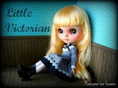 Little Victorian by manzana con gusano, via Flickr
