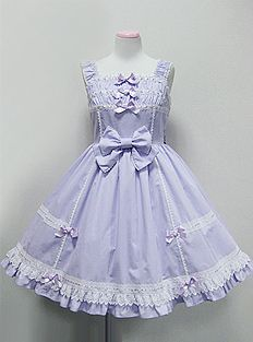 Tea Time JSK (Angelic Pretty)