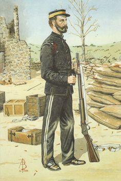 Dalton at Rorke's Drift 1879