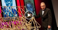 My Creations, a New Life Form - Artist Theo Jansen demonstrates the amazingly lifelike kinetic sculptures he builds from plastic tubes and lemonade bottles. His creatures are designed to move -- and even survive -- on their own.