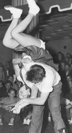 Students' dirty dancing leads to school ban Vintage Dance Photo Dirty Dancing, People Dancing, Lindy Hop, Dance Like This, Dance Like No One Is Watching, Shall We Dance, Lets Dance, Bailar Swing, Rock And Roll