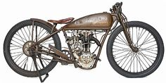 1929 Harley-Davidson Bike – Found in Toilet | I Love Harley Bikes