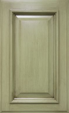 Image result for green cabinet doors
