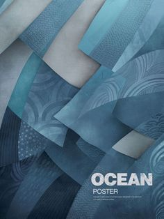'Ocean poster' by jdstyle on artflakes.com as poster or art print $19.41