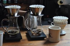 kalita wave at Olympia Coffee