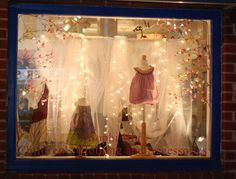 Spring 2013 store window display. Check out our blog post on how we did it!