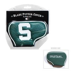 Michigan State Spartans NCAA Putter Cover - Blade