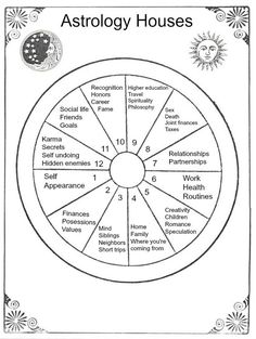 Star School Lesson 4 The Astrological Houses The Tarot Lady is part of Astrology - We're moving on to the astrological houses in this lesson of Star School The 12 astrological houses represent different areas + experiences of your life Learn Astrology, Tarot Astrology, Astrology Numerology, Astrology Chart, Astrology Zodiac, Zodiac Signs, Numerology Chart, Astrology Planets, Astrology Report