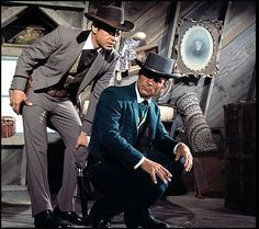 Wild Wild West (Top 50 Sci-Fi TV Shows - TV Feature at IGN) - Loved the characters and the villains, too!