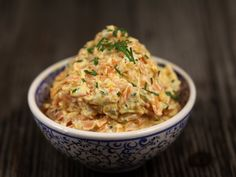 250 gr morcovi (morcovi noi am folosit), 25 gr nuc. Allrecipes, Potato Salad, Mashed Potatoes, Macaroni And Cheese, Healthy Recipes, Vegan, Chicken, Cooking, Ethnic Recipes