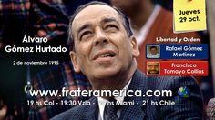 Libertad y Orden Nro. 44. Alvaro Gómez Hurtado. 29-10-2015