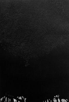 Xilografía, Bosque negro.