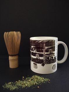 Taza Campo de té
