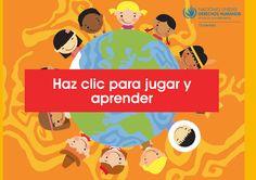 Juego para niños sobre los Derechos Humanos